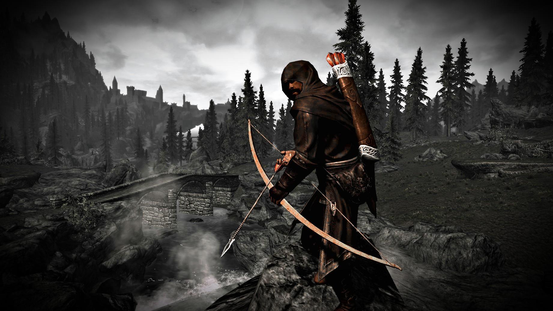 Best Skyrim Archer Builds