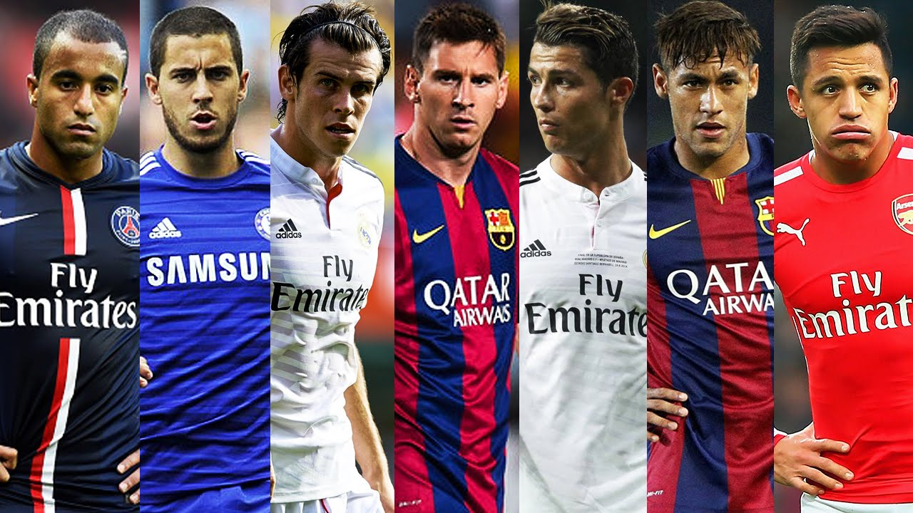 Top 10 best footballers in the world updated quick top for Top 5 d