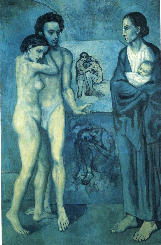 la-vie-life - most famous painting