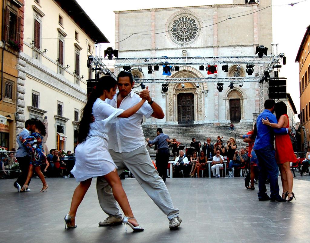Buenos Aires - Tango dance