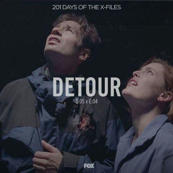 Detour - Top 10 Scariest X-Files Episodes