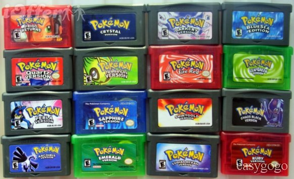 Best Pokemon Games for GBA, Top 10 Recommended