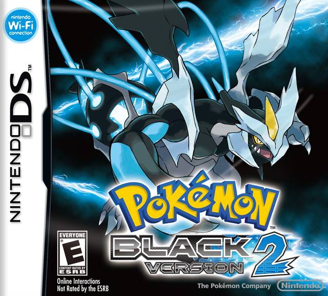 Pokemon Black - game for GBA