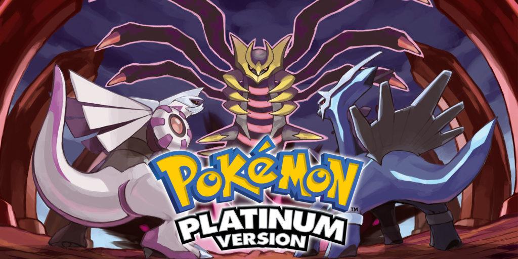 Pokemon Platinum GBA - Best Pokemon GBA Games