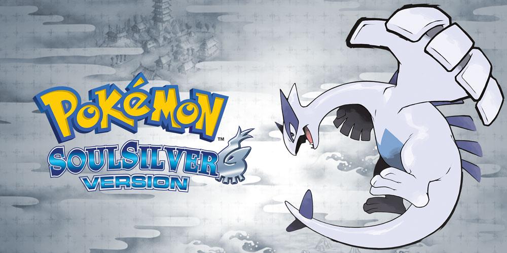 Pokemon Soul Silver GBA - Best Pokemon GBA game