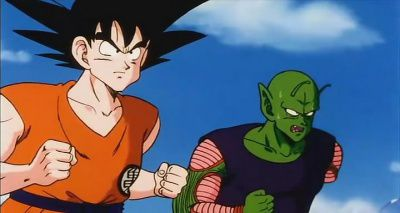 best dragon ball z episodes - Goku's Arrival