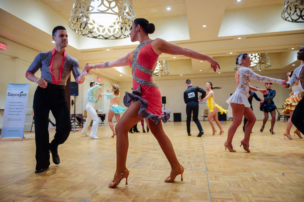 different type of dance - salsa