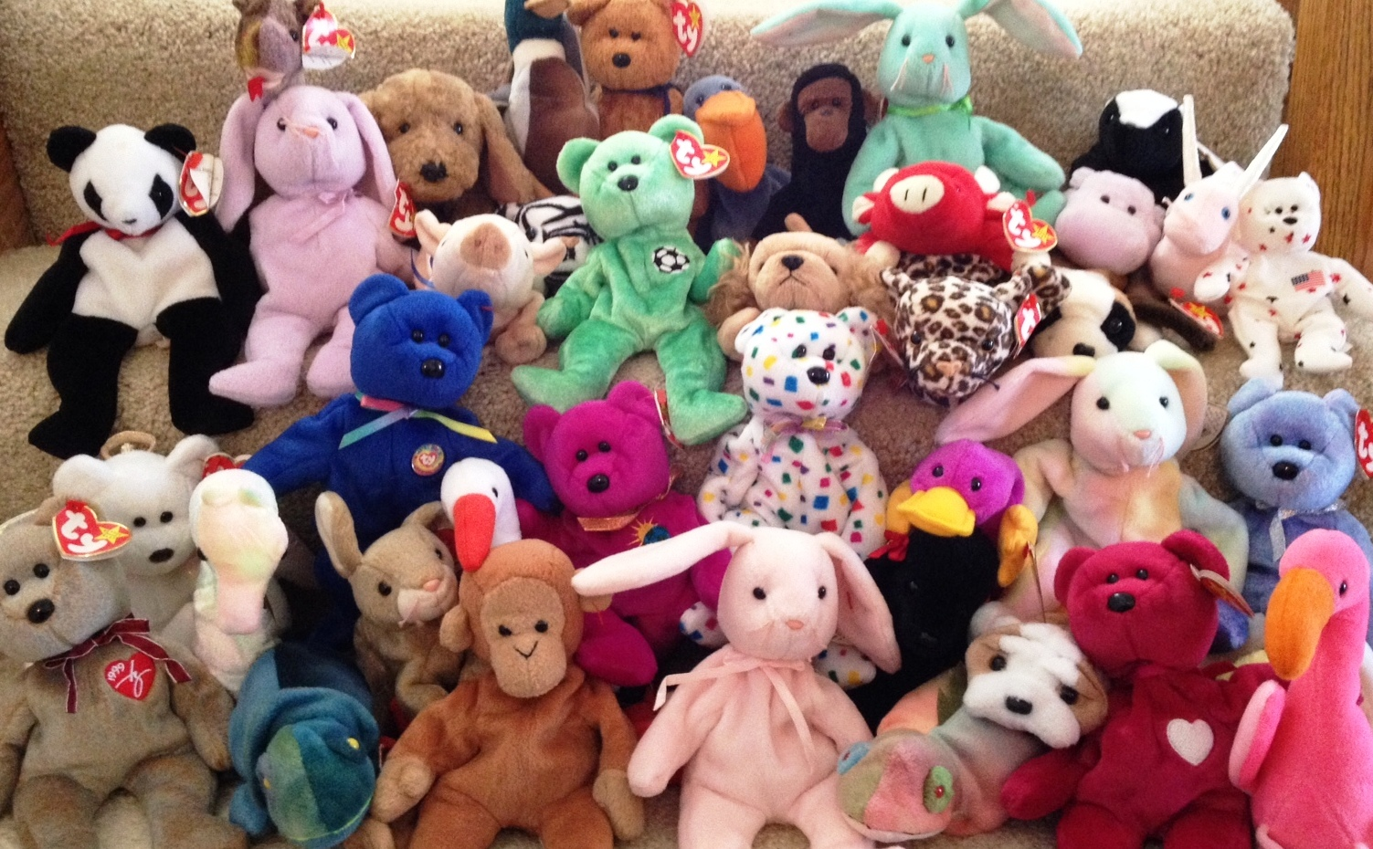 f374279ea5b What Are Your Beanie Babies Worth  10 Rarest   Most Valuable Beanie Babies  - Quick Top Tens