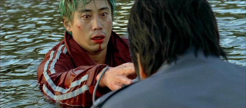 Sympathy for Mr Vengeance 2002  IMDb