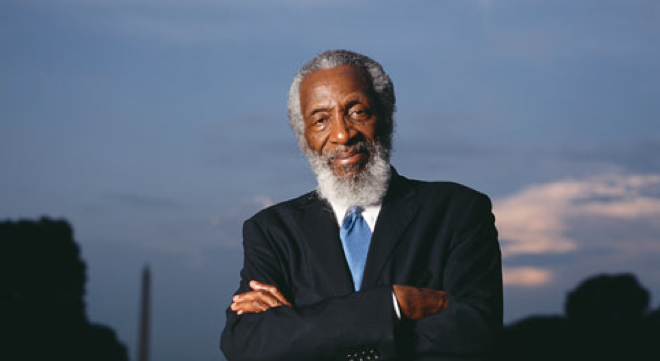 Famous Comedians - Dick Gregory