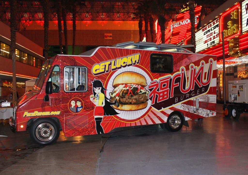 Fukuburger Food Truck