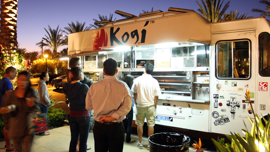 Most Profitable Food Trucks - Kogi