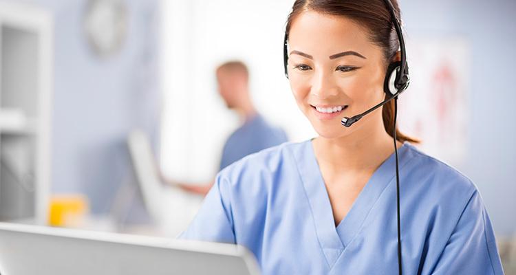 Telephone Triage Nurse