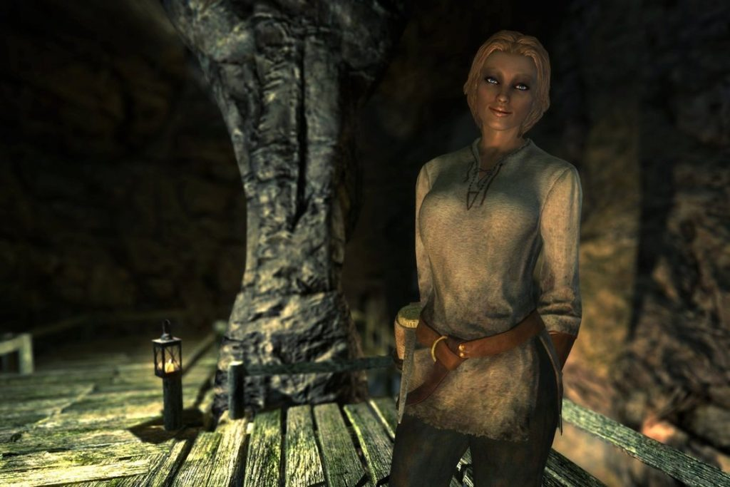 Annekke Crag-Jumper - Best Wife In Skyrim