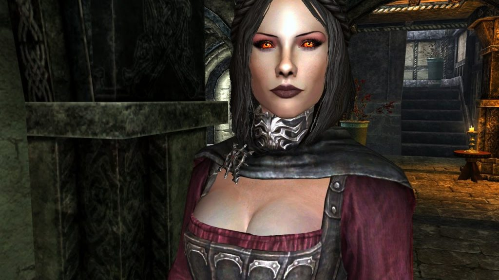 Skyrim Top 10 Followers - Serana