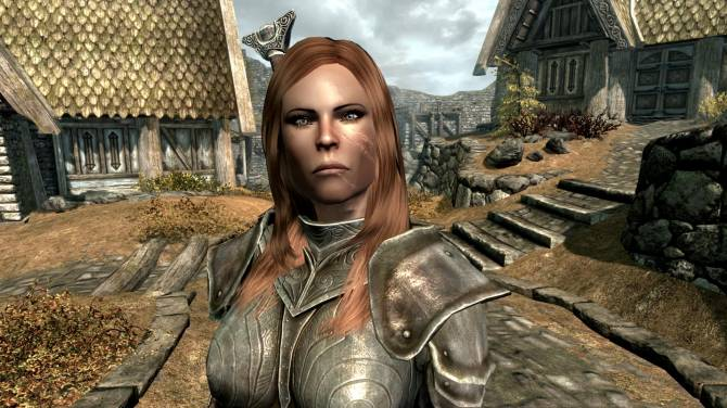 Uthgerd the Unbroken - Skyrim Spouses
