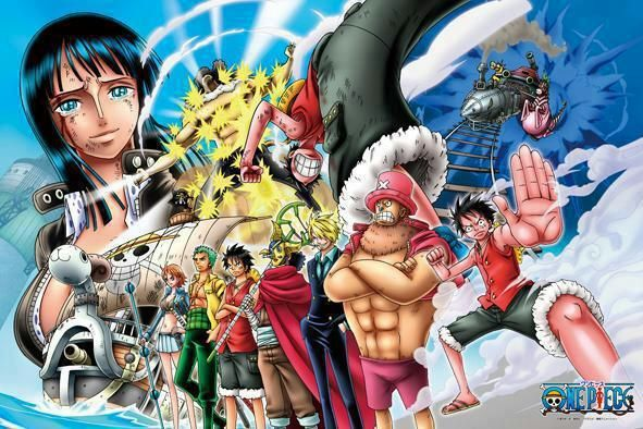 Best One Piece Arc - Enies Lobby Arc