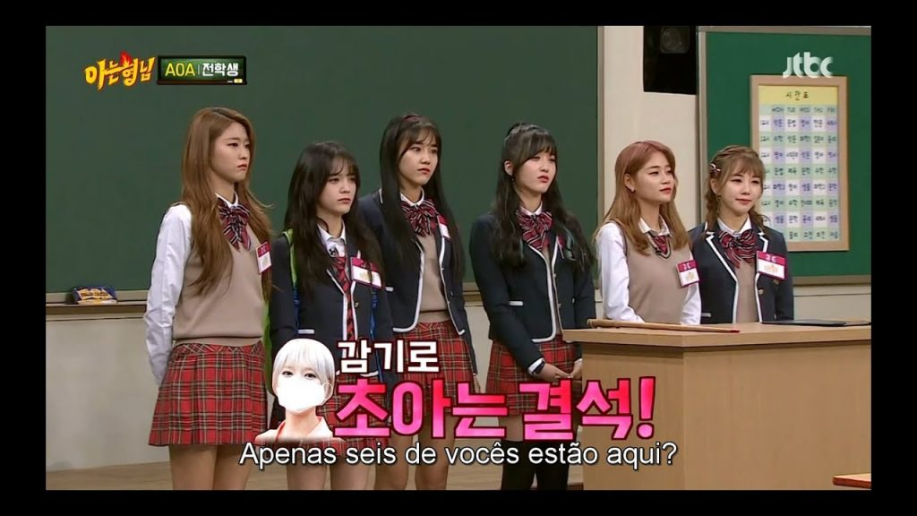 Ask Us Anything (Knowing Bros)-
