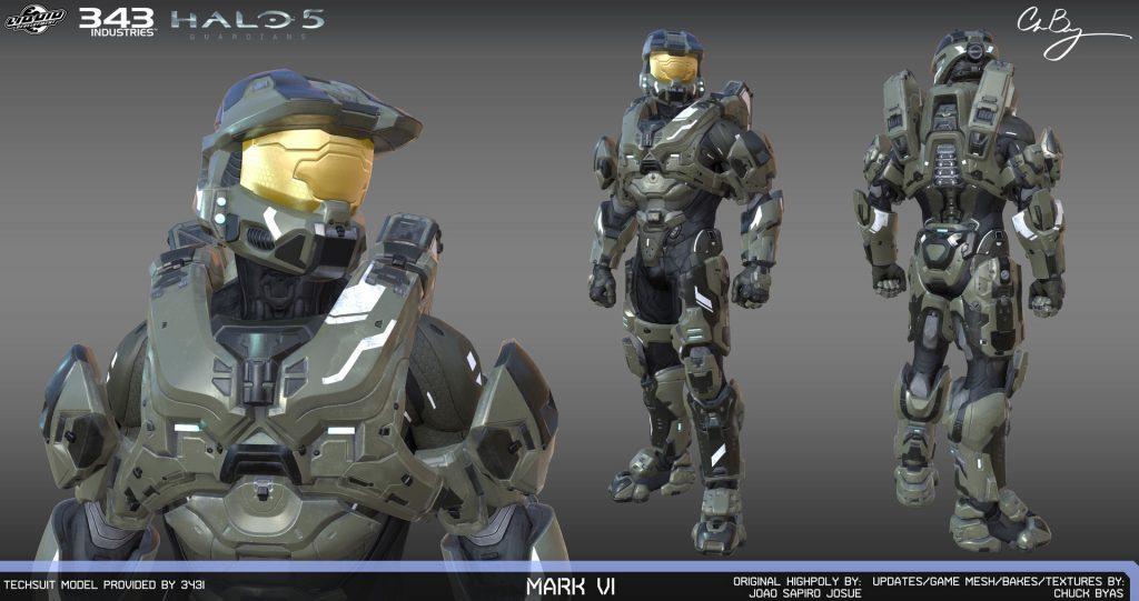 Mark VI Armour