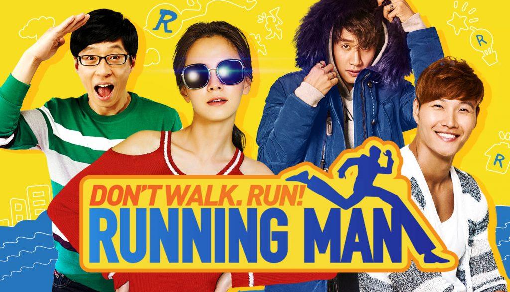 Best Korean Variety Shows - Running Man