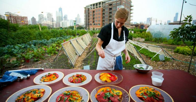 Farm-to-Table Movement