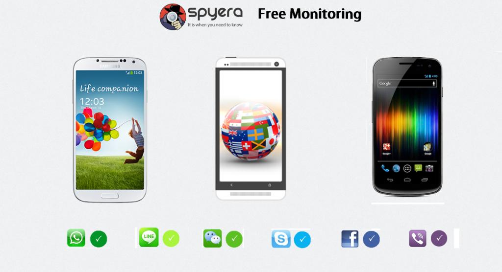 iPhone Spy Apps - SpyEra