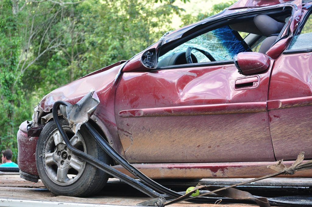 common spinal cord injury causes -Vehicle Accidents